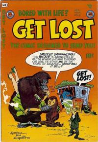 Cover Thumbnail for Get Lost (Mikeross Publications, 1954 series) #2