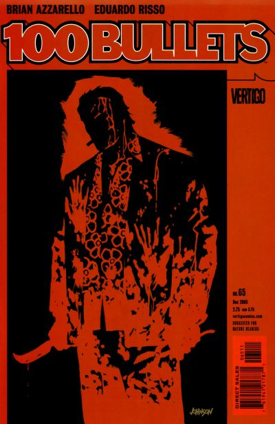 Cover for 100 Bullets (DC, 1999 series) #65