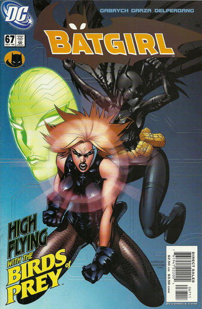 Cover for Batgirl (DC, 2000 series) #67