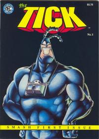 Cover Thumbnail for The Tick (New England Comics, 1988 series) #1