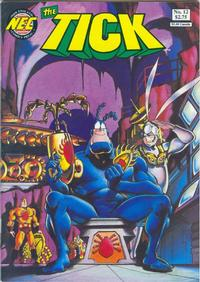 Cover Thumbnail for The Tick (New England Comics, 1988 series) #12