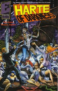Cover Thumbnail for Harte of Darkness (Malibu, 1991 series) #4