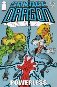 Cover Thumbnail for Savage Dragon (Image, 1993 series) #116