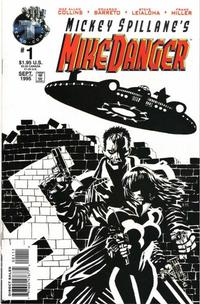 Cover Thumbnail for Mickey Spillane&#39;s Mike Danger (Big Entertainment, 1995 series) #1