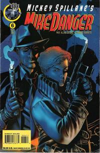 Cover Thumbnail for Mickey Spillane's Mike Danger (Big Entertainment, 1995 series) #6