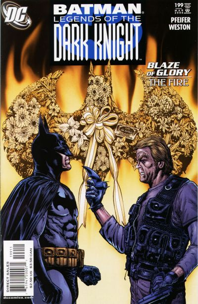 Cover for Batman: Legends of the Dark Knight (DC, 1992 series) #199