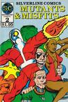 Cover for Mutants and Misfits (Silverline Comics, 1987 series) #2