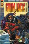 Cover for Grimjack Casefiles (First, 1990 series) #1
