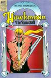 Cover for Hawkmoon: The Runestaff (First, 1988 series) #1