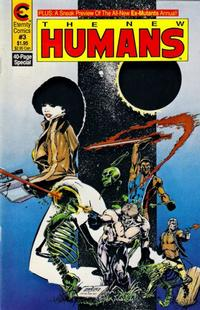 Cover Thumbnail for The New Humans (Malibu, 1987 series) #3