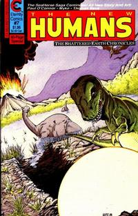 Cover Thumbnail for The New Humans (Malibu, 1987 series) #7