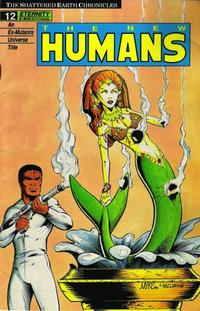 Cover Thumbnail for The New Humans (Malibu, 1987 series) #12