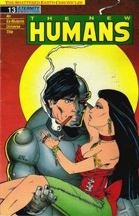Cover Thumbnail for The New Humans (Malibu, 1987 series) #13