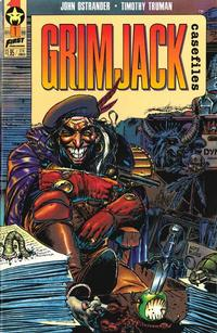 Cover Thumbnail for Grimjack Casefiles (First, 1990 series) #1