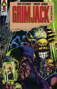 Cover Thumbnail for Grimjack Casefiles (First, 1990 series) #5
