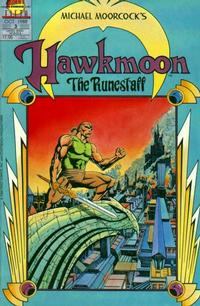 Cover Thumbnail for Hawkmoon: The Runestaff (First, 1988 series) #3