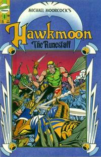 Cover Thumbnail for Hawkmoon: The Runestaff (First, 1988 series) #4