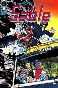 Cover Thumbnail for Mike Grell's Sable (First, 1990 series) #9