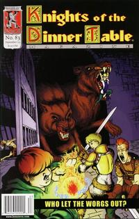 Cover Thumbnail for Knights of the Dinner Table (Kenzer and Company, 1997 series) #83