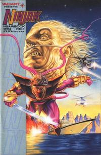 Cover Thumbnail for Ninjak Yearbook (Acclaim, 1994 series) #1