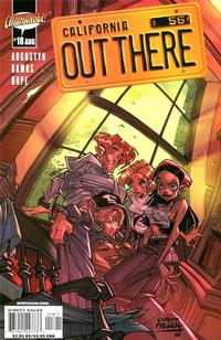 Cover Thumbnail for Out There (DC, 2001 series) #18