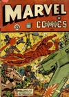 Cover for Marvel Mystery Comics (Marvel, 1939 series) #33