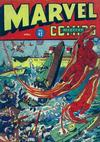 Cover for Marvel Mystery Comics (Marvel, 1939 series) #42