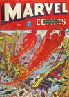Cover for Marvel Mystery Comics (Marvel, 1939 series) #43