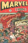 Cover for Marvel Mystery Comics (Marvel, 1939 series) #56