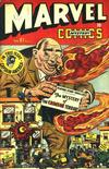 Cover for Marvel Mystery Comics (Marvel, 1939 series) #81