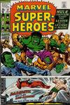 Cover for Marvel Super-Heroes (1967 series) #27