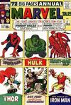 Cover for Marvel Tales Annual (Marvel, 1964 series) #1