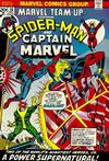 Cover for Marvel Team-Up (Marvel, 1972 series) #16