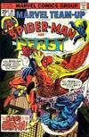 Cover for Marvel Team-Up (Marvel, 1972 series) #38
