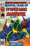 Cover Thumbnail for Marvel Team-Up (1972 series) #56