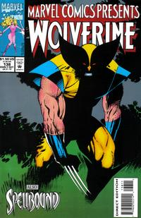 Cover Thumbnail for Marvel Comics Presents (Marvel, 1988 series) #138 [Direct]