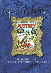 Cover Thumbnail for Marvel Masterworks (Marvel, 1987 series) #18