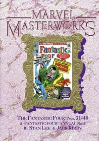 Cover Thumbnail for Marvel Masterworks (Marvel, 1987 series) #21