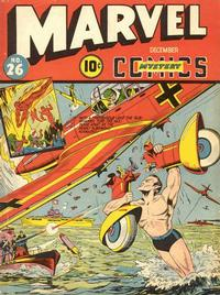 Cover Thumbnail for Marvel Mystery Comics (Marvel, 1939 series) #26