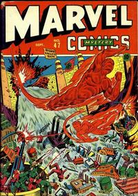 Cover Thumbnail for Marvel Mystery Comics (Marvel, 1939 series) #47