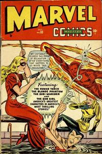 Cover Thumbnail for Marvel Mystery Comics (Marvel, 1939 series) #88
