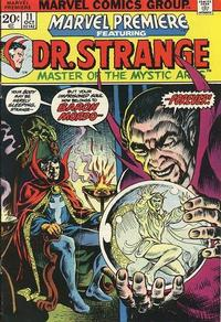 Cover for Marvel Premiere (Marvel, 1972 series) #11