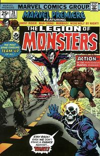 Cover Thumbnail for Marvel Premiere (Marvel, 1972 series) #28