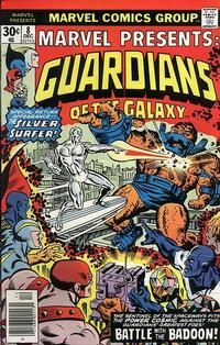 Cover Thumbnail for Marvel Presents (Marvel, 1975 series) #8