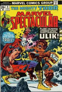 Cover Thumbnail for Marvel Spectacular (Marvel, 1973 series) #8