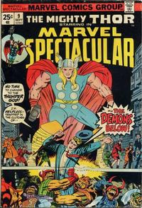 Cover Thumbnail for Marvel Spectacular (Marvel, 1973 series) #9