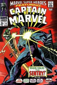 Cover Thumbnail for Marvel Super-Heroes (Marvel, 1967 series) #13