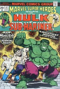Cover Thumbnail for Marvel Super-Heroes (Marvel, 1967 series) #47