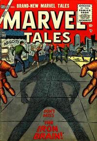 Cover for Marvel Tales (1949 series) #141