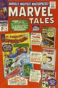Cover for Marvel Tales (1966 series) #9